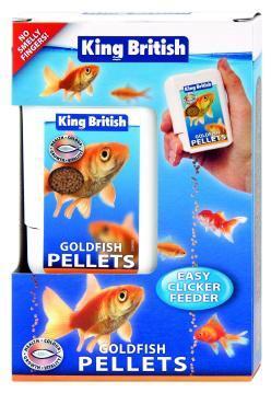 King British Goldfish Pellet Easy Feeder 26g