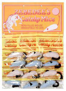 Zebedee's Mice X 12