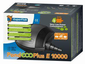 Superfish Pond Filter Eco Plus E 10000 68w 9200L/H