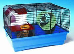 Paddington Hamster Cage