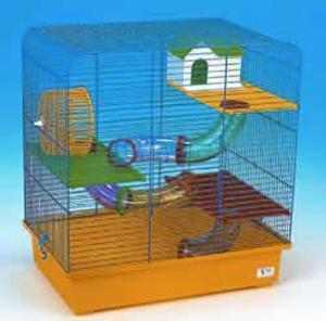 Richmond Hamster Cage