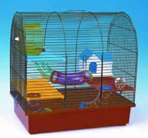 Twickenham Hamster Cage