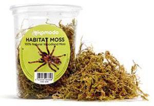 Komodo Habitat Woodland Moss 1.5L