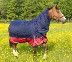 "Everest Outdoor Horse Rug 6' 9"""