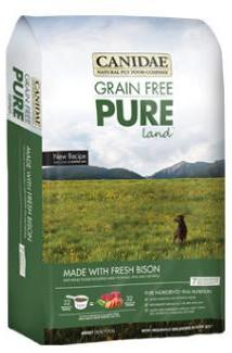 Canidae Grain Free Pure Land Dog Food