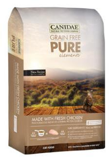 Canidae Pure Elements Cat Food with Fresh Chicken