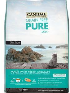 Canidae Pure Sea with Fresh Salmon Cat Food