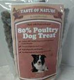 Taste of Nature Poultry Treats