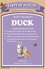 Taste of Nature Duck
