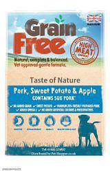 Taste of Nature Grain Free Pork