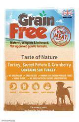 Taste of Nature Grain Free Turkey