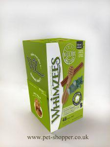 Whimzees Variety Box Small Dog Treats