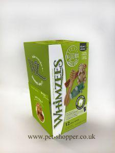 Whimzees Variety Box Large Dog Treats