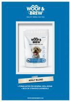 Woof and Brew Adult Herbal Tea 28 Day