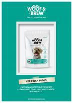 Woof and Brew Fresh Breath