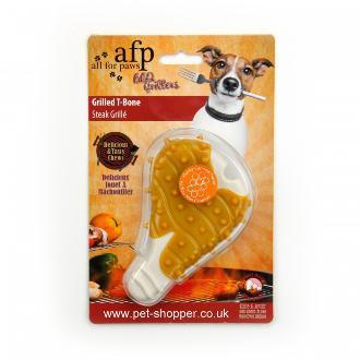 All For Paws T Bone Dog Toy