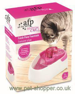 All For Paws Cat Drinker Fountain