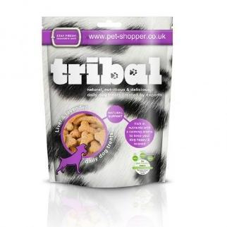 Tribal Liver and Lavender Dog Treats