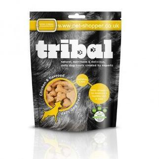 Tribal Chicken and Flaxseed Dog Treats