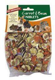 Mr Johnsons Carrot & Bean Niblets