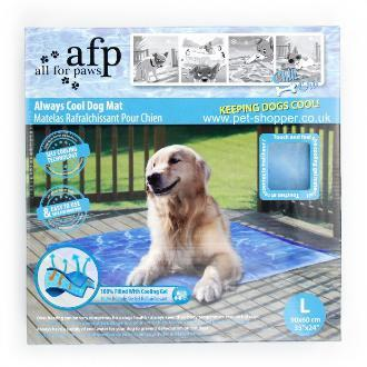 All For Paws Chill Out Always Cool Dog Mat Large