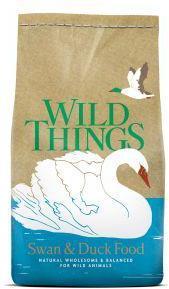Wild Things Swan and Duck Food 13kg