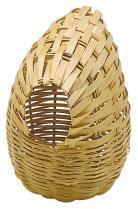 Nesting Wicker Basket