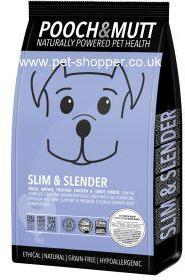 Pooch and Mutt Slim & Slender Premium Dog Food 2kg