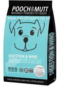 Pooch and Mutt Digestion & Wind Premium Dog Food 2kg