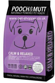 Pooch and Mutt Calm & Relaxed Premium Dog Food 2kg