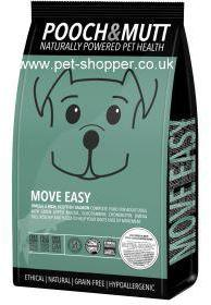 Pooch and Mutt Move Easy Premium Dog Food 10kg