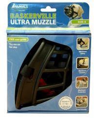 Baskerville Ultra Muzzle No 4