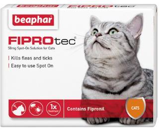 Fiprotec Spot On Flea treatment for Cats