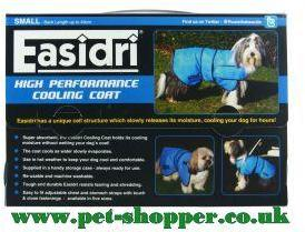 Easidri High Performance Cooling Coat X Small wide fit
