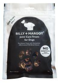 Billy And Margot Venison Joint Care Treat Dog Treats 75g