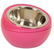 Hing Dome Dog Bowl Pink
