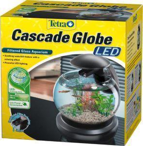 Tetra Cascade Globe Black 6.8ltr