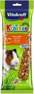 Vitakraft Guinea Pig Honey Sticks 2 pack
