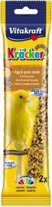 Vitakraft Canary Egg and Grass Seeds Sticks Buy 6 get 1 Free