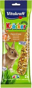 Vitakraft Rabbit Popcorn Sticks Buy 4 get 1 Free