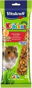 Vitakraft Hamster Fruit Sticks Hamster Treat 2 pack