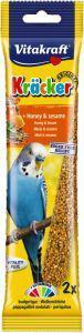Vitakraft Budgie Honey and Sesame Sticks Buy 6 get 1 Free