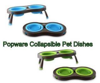 Popware twin bowls