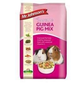 Mr Johnsons Supreme Guinea Pig Food 2.25kg