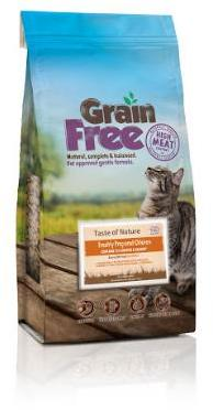 Taste of Nature Grain Free Kitten Food 2kg