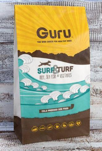 Guru Surf & Turf Dog Food 5kg