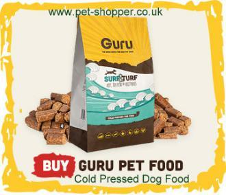 Guru Cold Pressed Dog Food