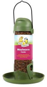 Dried Mealworm Feeder