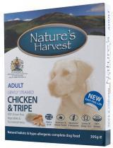 Natures Harvest Tripe and Rice Dog Food 10 X 395g