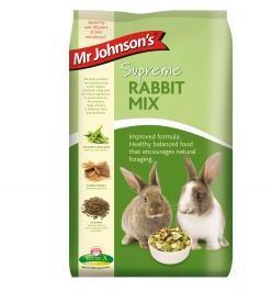 Mr Johnsons Supreme Rabbit Mix 900g